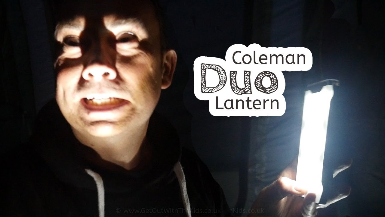 video Coleman Duo Lantern – Very practical for the camping family