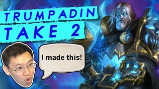 TRUMP ORIGINAL Paladin! It's Actually Really Good! | Rastakhan's Rumble | Hearthstone