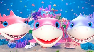 Baby Shark Song More Kids Rhymes & Songs for Babies by Little Treehouse