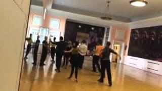 Yuventa Dance Club, Workshop with Vladimir Marchenko, Cha-cha