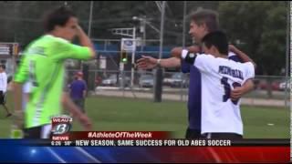 Memorial Soccer, Athletes of the Week, WEAU, 2014-09-10