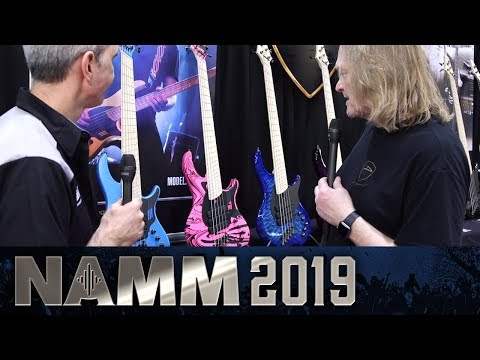What's new for Dingwall this year? NAMM 2019