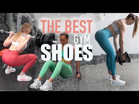what are the BEST GYM SHOES?? : favs & least favs