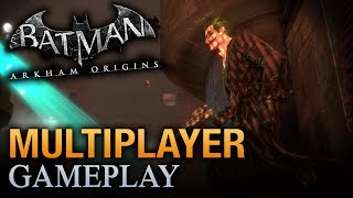 Batman: Arkham Origins - Multiplayer Gameplay #7