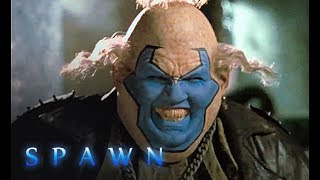 Spawn: O Soldado do Inferno - dublagem Wan Macher (SBT)