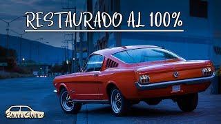 Mustang 2+2 Fastback 1965 - Restauración Completa