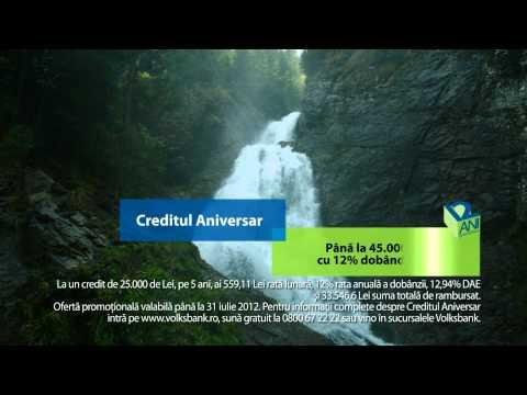 Credit Aniversar Volksbank Romania