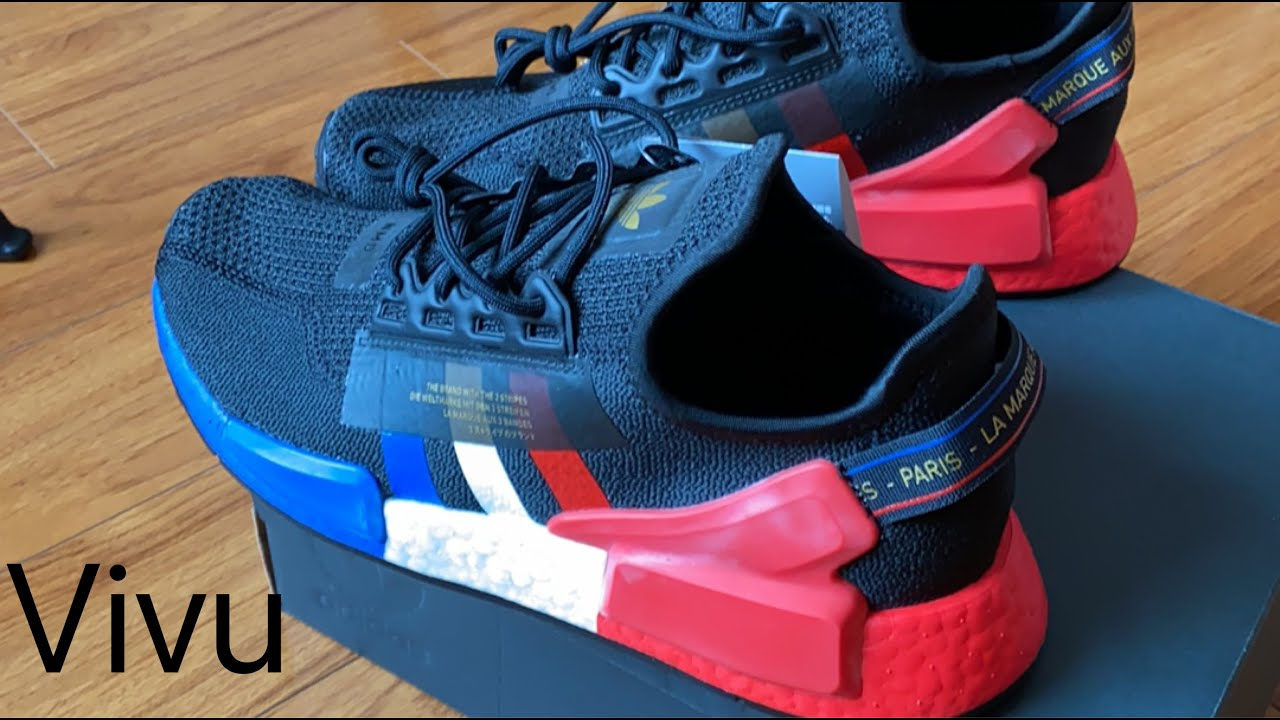 Adidas nmd r1 v2 paris