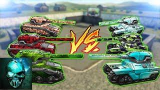 XP vs BP !!? WHO WILL WIN !!! #4 - Tanki Online - Ghost Animator TO