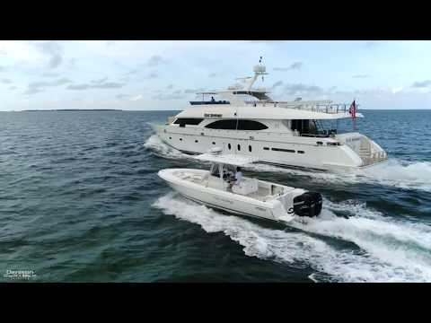 Yacht Charter: Exit Strategy [105 Hargrave]