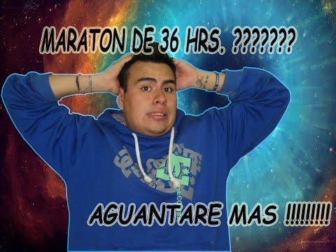 Maraton en Twitch????? Estoy loco