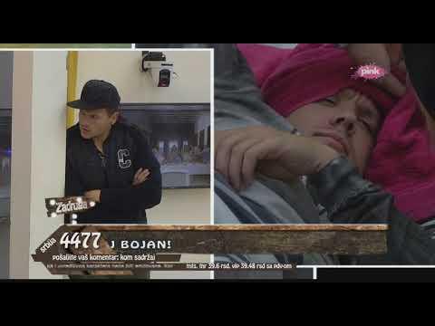 Zadruga - Sloba se izvinjava Kiji - 18.05.2018.