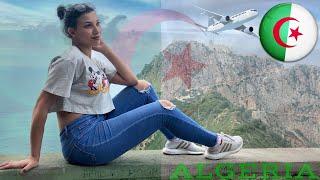 JE VAIS EN ALGÉRIE  🇩🇿 (Vlog Famille ) - Nourhène