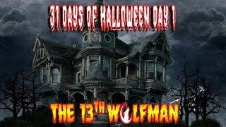 31 Days of Halloween Day 1