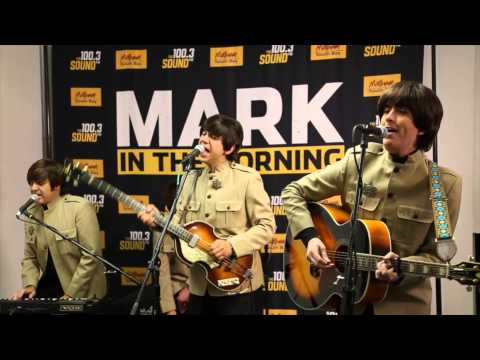The Fab Four Perform on MITM