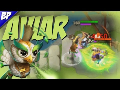 Castle Clash Aviar Review/Gameplay