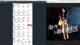 Download lagu Valerie Chords at MyPartitur Amy Winehouse MP3
