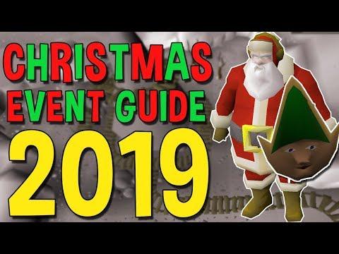 Osrs 2020 Christmas Holiday Walkthrough New Christmas Holiday Event 2019 Guide!   New Holiday Event Reward