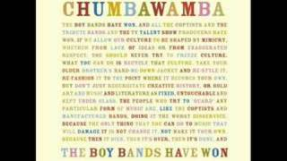 Track 9 The Boy Bands Have Won New Album From Chumbawamba. A wave f...