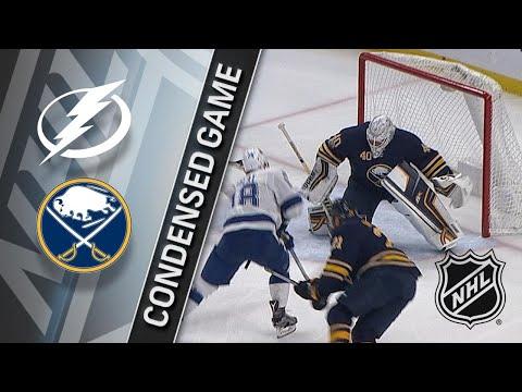 11/28/17 Condensed Game: Lightning @ Sabres
