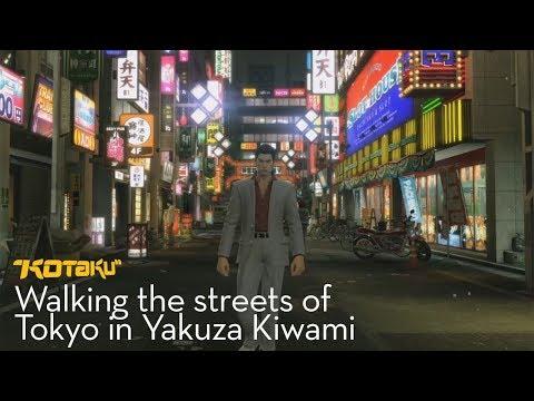 Yakuza Kiwami: a gentle stroll through the streets of Tokyo