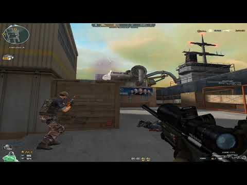Crossfire Frag Video 1