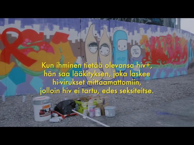 Toivon päivä goes graffiti 2018