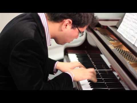 Meet Aza -Aza Sydykov: The Carnegie Hall Debut