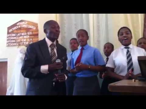 Baba Wethu by Thembani & Mtshabezi High, Zimbabwe