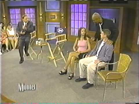 Montel Williams TV Show Fun with Hypnosis Starring Tom Silver TV