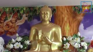 Nikini Poya Bana Ven Borelle Kovida Thero International Buddhist Center France