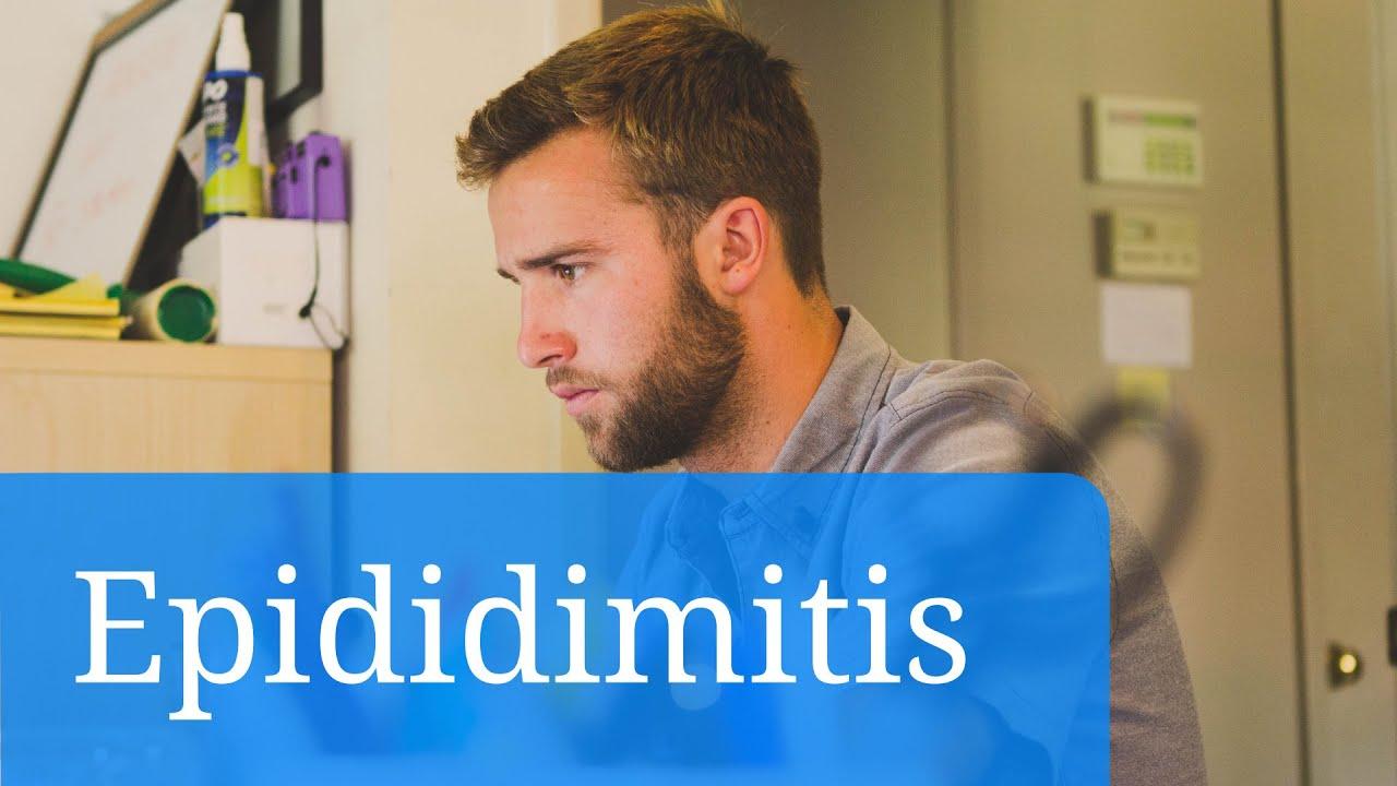 Epididimitis Causas Y Tratamiento De La Inflamación Del Epidídimo
