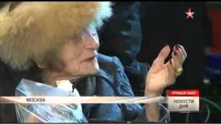Баронесса Ирина фон Дрейер прилетела в Москву отметить 100-летний юбилей(Баронесса давно решила отметить вековой юбилей именно в России. В ноябре 2015 года онанаписала письмо Владим..., 2015-12-15T16:10:59.000Z)