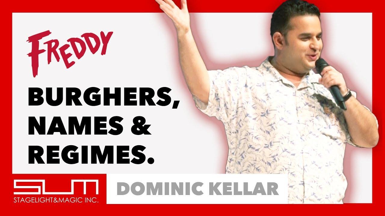 Burgher Names & Political Regimes   Dominic Kellar at Freddy: Strikes Back #Regime