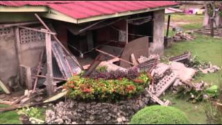 Raw: Philippines Quake Damages Historic Churches