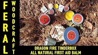 First Aid Balm by Dragon Fire Tinderbox