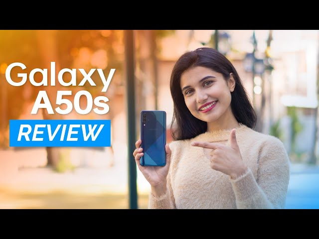 Galaxy A50s Review: Buying Makes Sense After Price Drop!