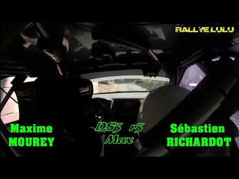 Rallye du 14 Juillet 2018-ES2-Maxime MOUREY/Sébastien RICHARDOT-DS3 r3 Max