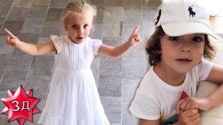 ЛИЗА и ГАРРИ ГАЛКИНЫ: Праздник продолжается - тортик   для папы и ма-а-а-ленькая просьба!