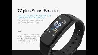 letike C1s Smart Bracelet очень красивая и дешевая альтернатива Mi Band 3