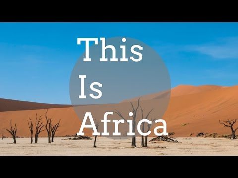 this is africa: cape town to victoria falls with intrepid travel // africa 2017
