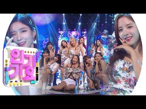 WJSN(우주소녀) - Boogie Up @인기가요 Inkigayo 20190707