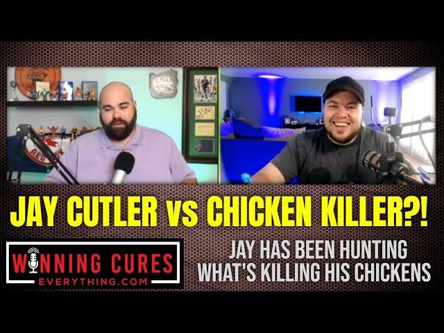 Jay Cutler vs the chicken serial killer?!