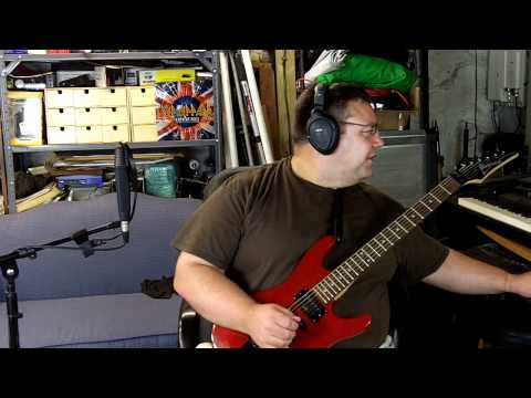 Fooling around with S470 and Guitar Rig 5