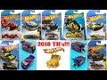 Hot Wheels 2018 Treasure Hunts Until Now!!!