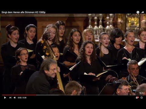 Joseph Haydn: Die Schöpfung (Hob. XXI:2) - Singt dem Herren alle Stimmen
