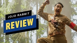 Jojo Rabbit Review - Taika Waititi, Scarlett Johansson