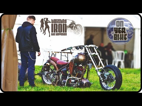Some of the Best Custom Bikes in the UK! We return to 'The Happening'
