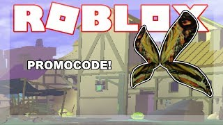 [GODZILLA'S PROMOCODE 2019 EXPIRED!] HOW TO GET THE MOTHRA WINGS! | Roblox