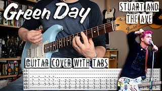 Green Day - Stuart and the Ave - Guitar cover w/tabs